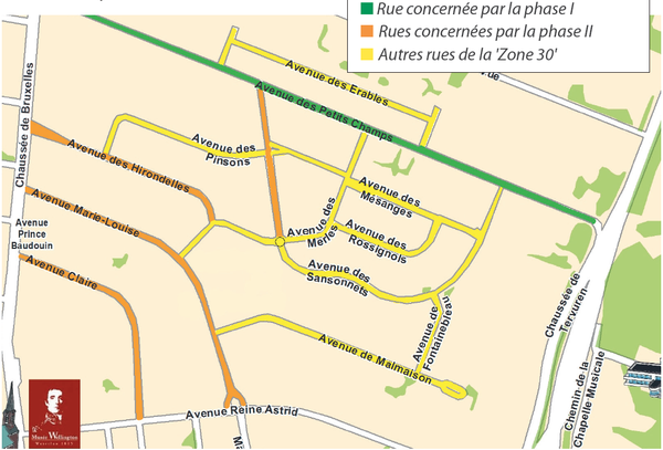 Plan Faubourg Est
