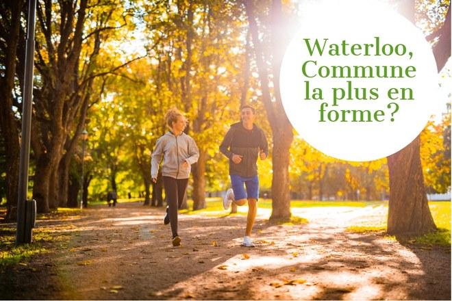 """Waterloo rejoint le challenge """"Je Cours pour ma Commune"""""""
