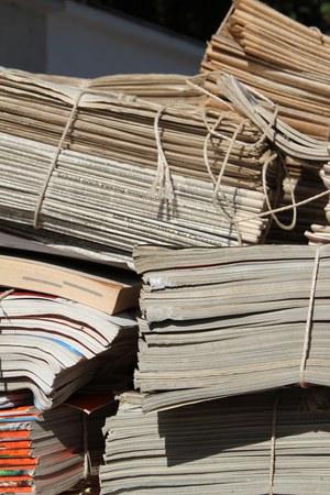 Collecte de déchets papiers du 13 février reportée au 16 février!
