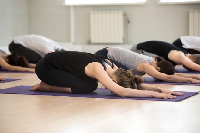 Du yoga à la Maison de la Parentalité