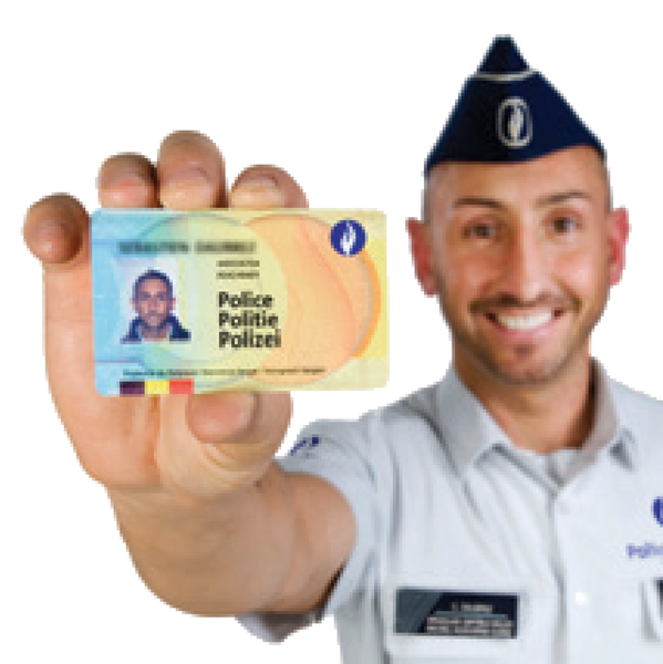 Police : carte d'identification