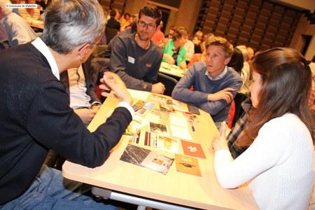 Masterplan: rapport complet du premier workshop