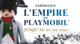 Napoléon et Playmobil®: belle rencontre au Musée Wellington