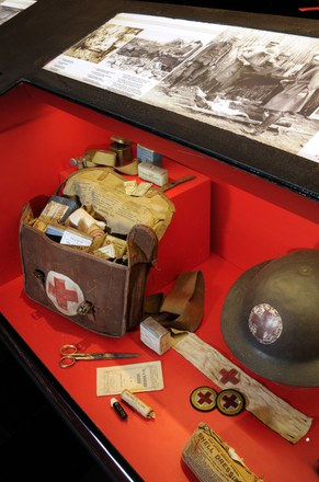 """Les gagnants du concours """"1918-2018 souvenirs"""" à Ypres"""