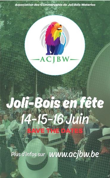 Affiche Joli Bois en fête 1080x1920