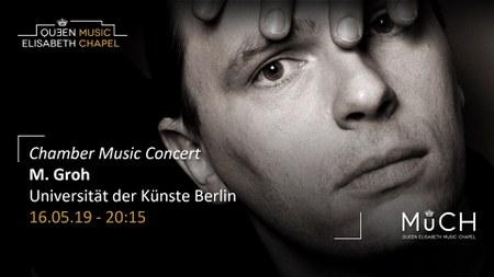 Chamber Music Concert - Piano Recital