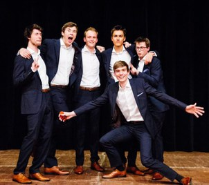 "Concert seniors: ""Good vibrations"" a cappella"