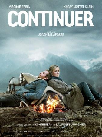 "CinéWa: ""Continuer"" de Joachim Lafosse"