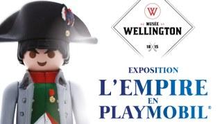 "Exposition ""L'Empire en Playmobil®"""