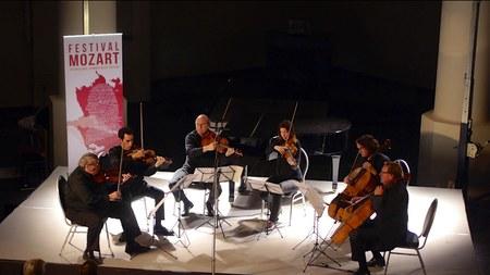 """Festival Mozart 2019: concerts """"Mozart"""" et """"Dumky"""""""