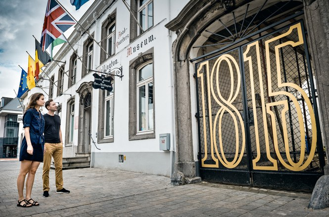 """""""Le Musée Wellington sur son 31!"""""""