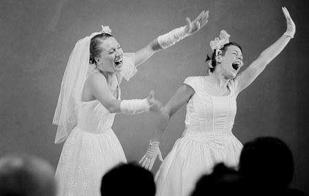 """Spectacle Saint-Valentin: """"Le blues des Luettes"""""""