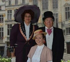 """Représentations seniors: """"Le Mariage de Mademoiselle Beulemans"""""""