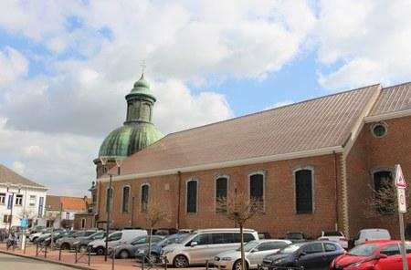 Un concert pour célébrer le nouveau toit de l'église Saint-Joseph
