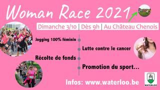 """""""Woman race"""": un jogging 100% féminin et 200% plaisir"""