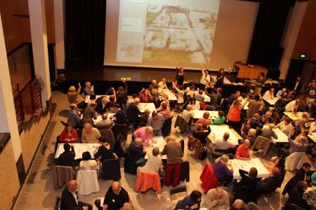 Masterplan: second workshop