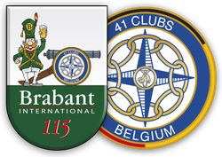 41 clubs Belgium - Brabant International 115