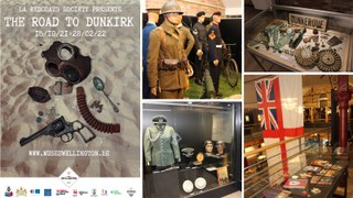 """Exposition: """"The Road To Dunkirk"""""""