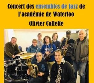Concert de l'ensemble de Jazz