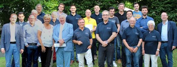 Waterloo TV   équipe
